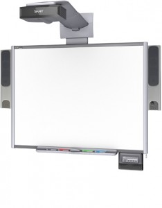 Projector Based Interactive Whiteboard