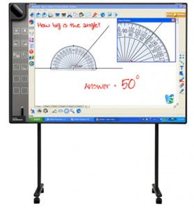 Interactive Whiteboard Example