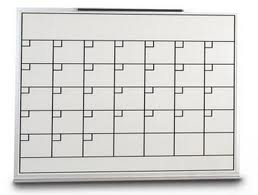 Large Whiteboards Dry Erase Whiteboard Calendar